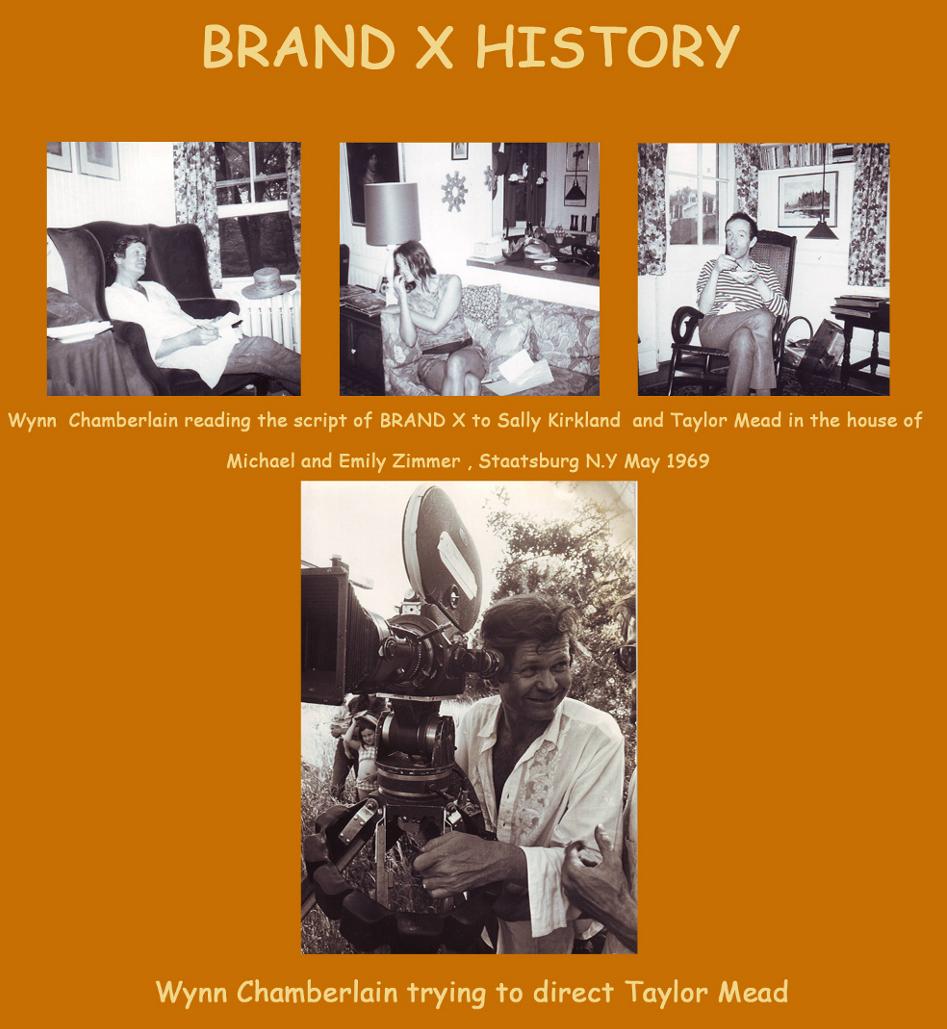Brand X History